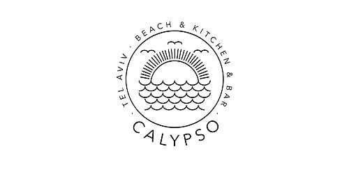 לוגו קליפסו שחור לבן
